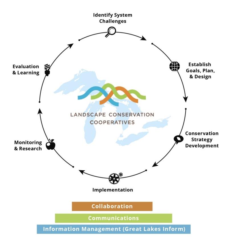 UMGL Conservation Approach Flow Chart