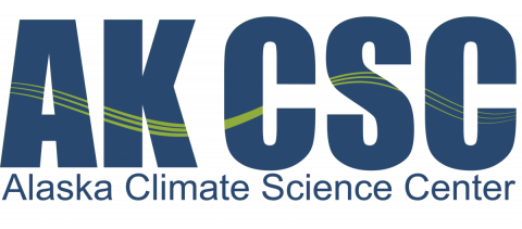 Alaska Climate Science Center Logo