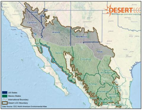 Mapping Ecoregions Ecosystems More in the Southwest US