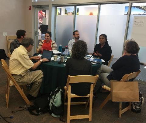 Urban Conservation Summit participants