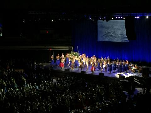 Opening ceremony for the IUCN World Conservation Congress