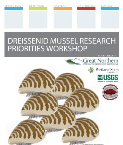 Cover of mussel workshop report