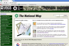 Using the USGS National Map Products and Services | Landscape ...