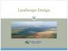 Landscape Design Process in the Playa Lakes Joint Venture Region webinar
