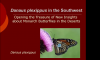 Opening the Treasure of New Insights about Monarch Butterflies in the Deserts webinar screen shot